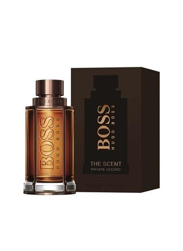 Hugo Boss Hugo Boss The Scent Prıvate Accord Edt 100 ml Parfüm Renksiz